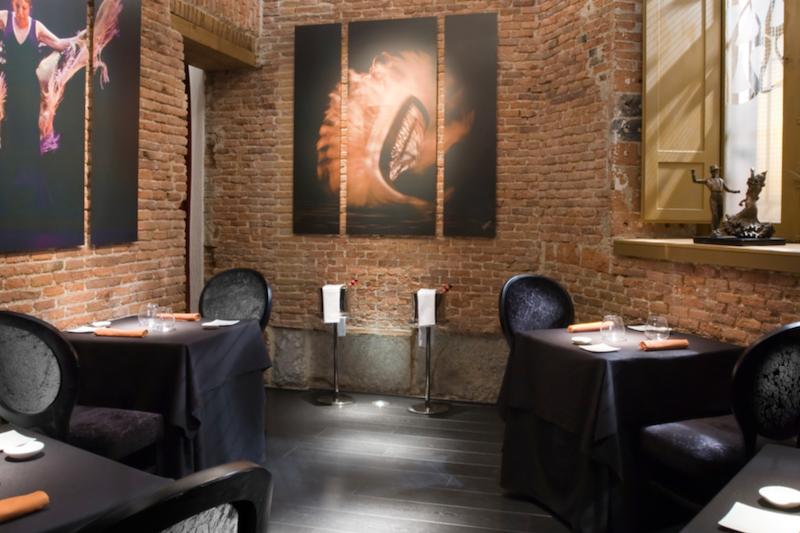 Corral de la Morería. Restaurante gastronómico