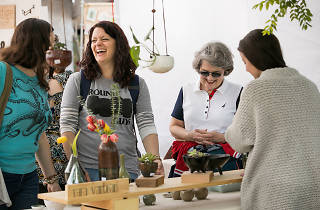Northern Liberties boutique Art Star hosts the Art Star Craft Bazaar each spring.