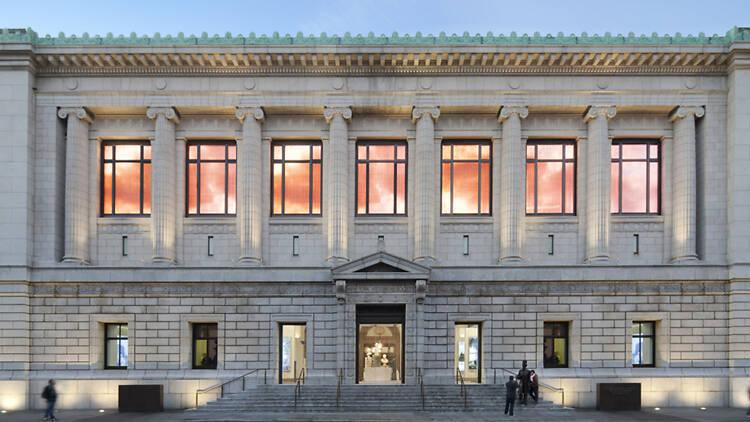 New York Historical Society. PBDW architect renovations