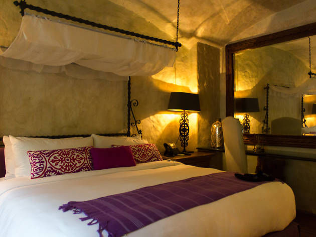 Busué, uno de los mejores hoteles boutique de la CDMX