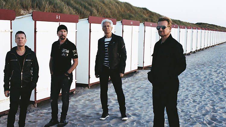 U2 plays two shows at the Wells Fargo Center in Philadelphia.