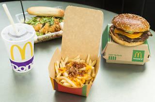 McDonald's global menu