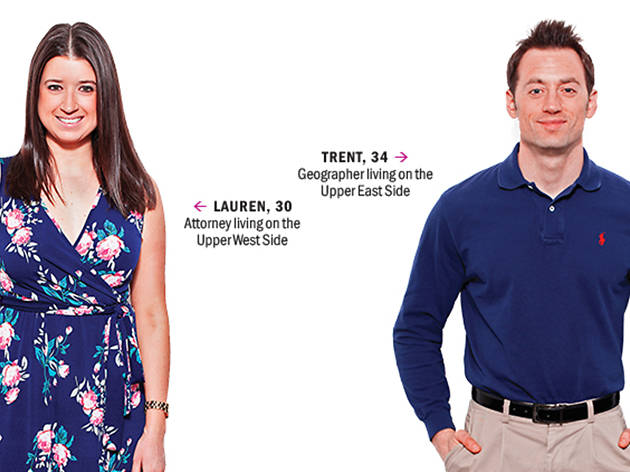 Meet the Undateables: Lauren and Trent