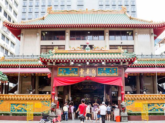 Kwan Im Thong Hood Cho Temple