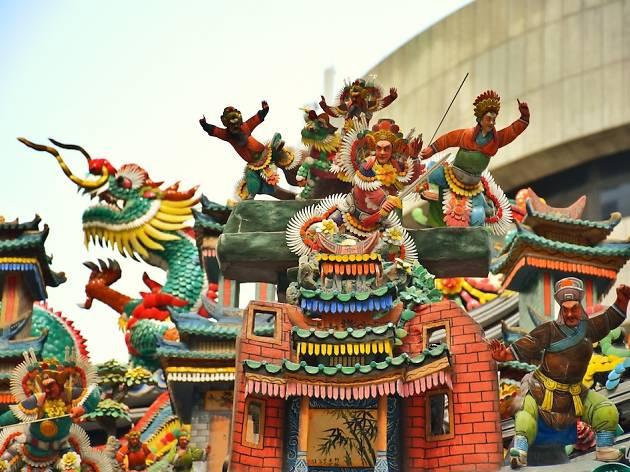 Wak Hai Cheng Bio Temple