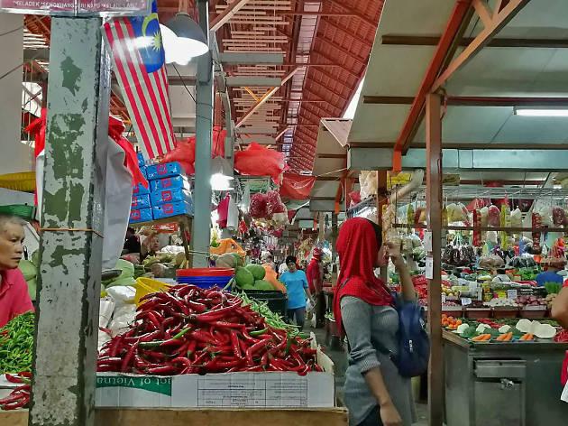 Chow Kit Market 2018