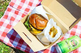 Arms Park Side Burger Shop