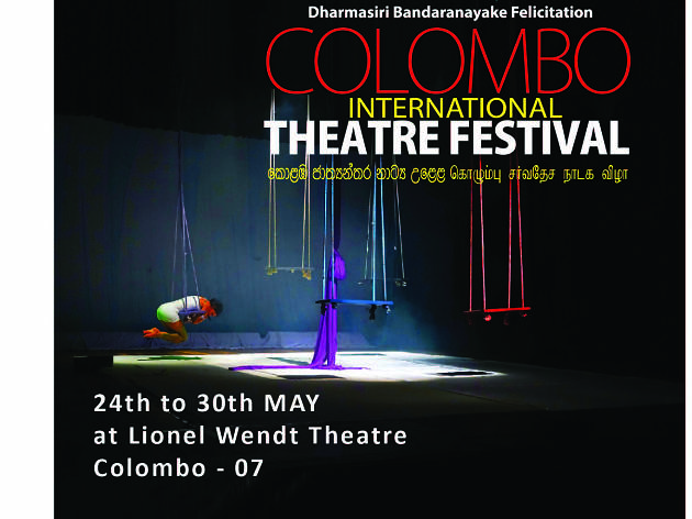 Colombo International Theatre Festival 2018