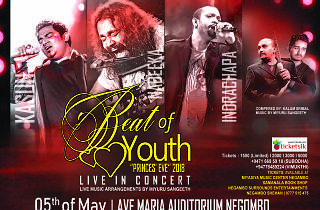 Beat of Youth live in concert