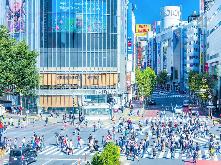 101 things to do in Shibuya