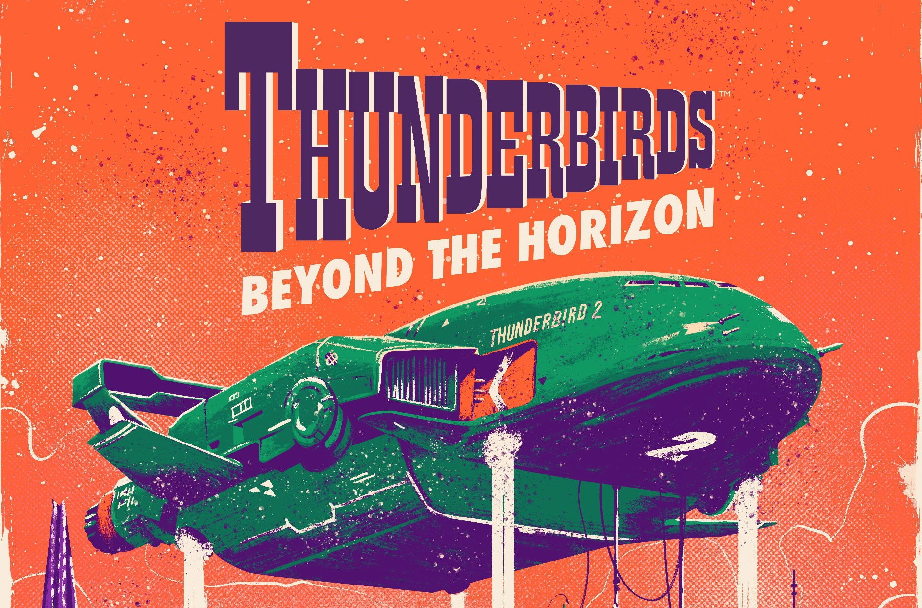 Thunderbirds: Beyond the Horizon