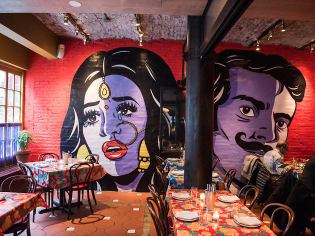 The Bombay Bread Bar