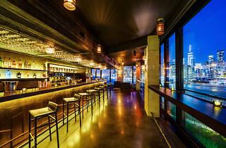 Interior at Brooklyn Heights Social Club