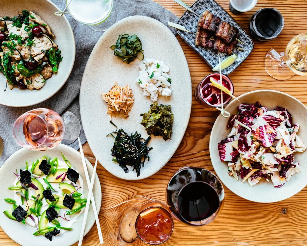 The best restaurants in downtown Napa