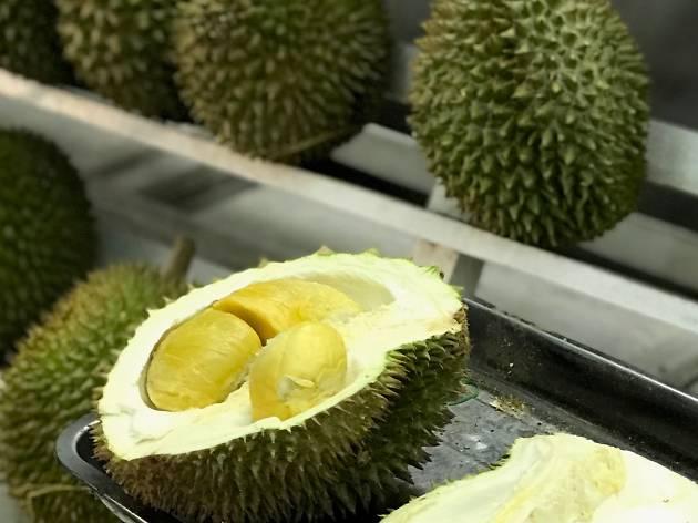 Best durian shops in KL