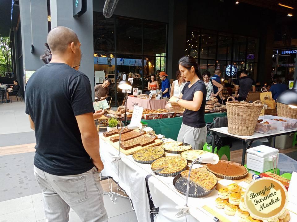 Bangkok Farmer's Market
