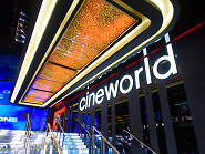 Cineworld Leicester Square Refurmishment