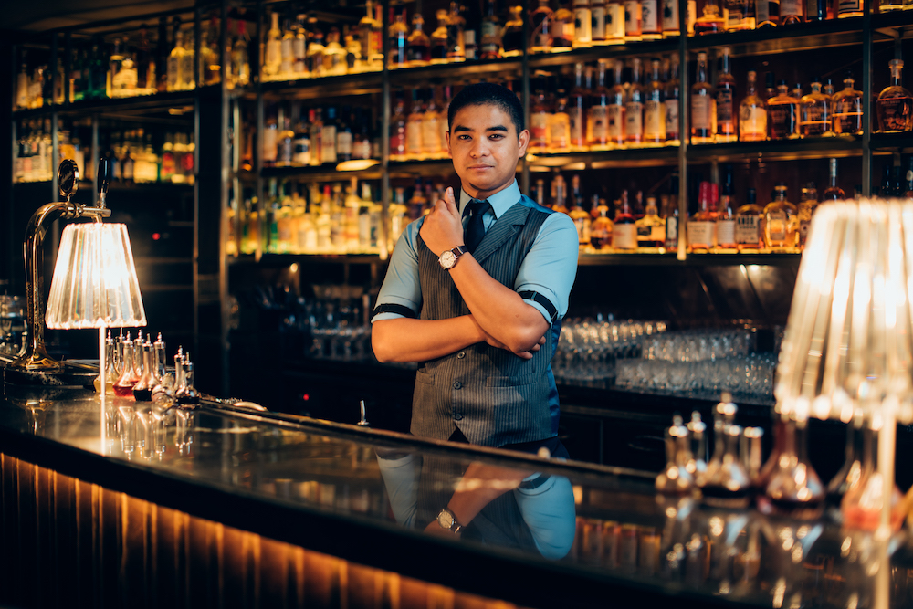 Singapore's Manhattan Bar now 3rd on World's 50 Best Bars