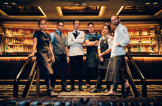 Best bartenders Singapore