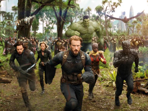 Vingadores Guerra do Infinito