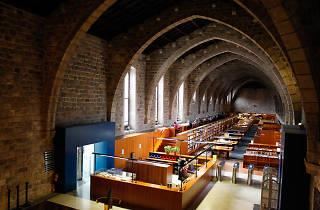 Biblioteca de Cataluña