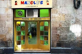 Barberia Manolo's
