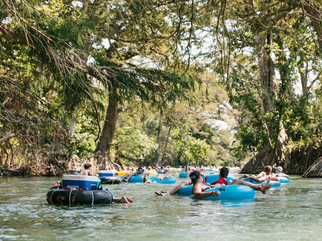 Half-Day River Tubing Experience