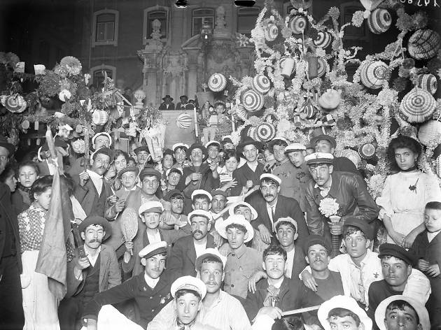Colóquio As Festas de Santo António