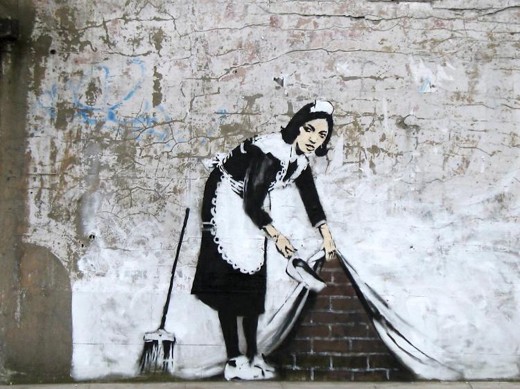 Exit Through the Gif Shop (Banksy, Reino Unido, 2010)
