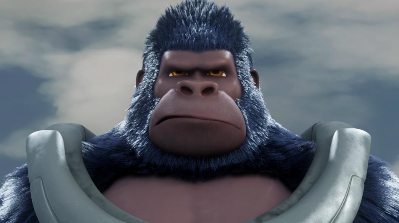 Kong: el rey de los monos