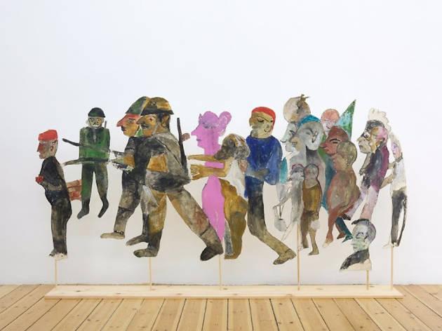 Anna Boghiguian, Untitled, 2016