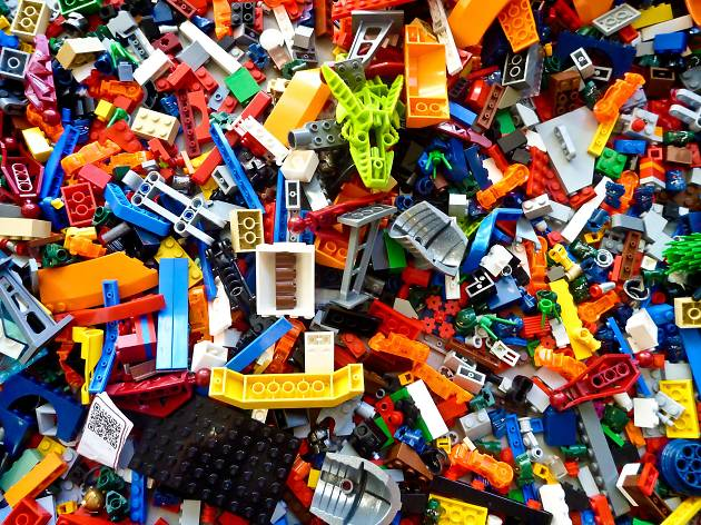 LEGO fans will love this building event in Park Slope