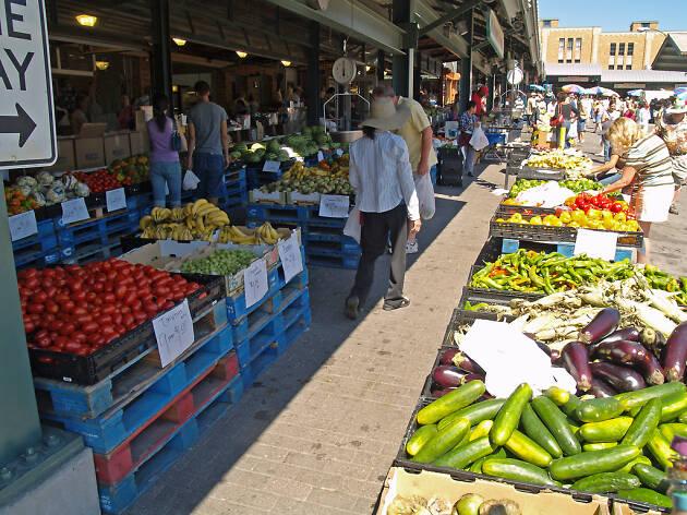 Kansas City River Market