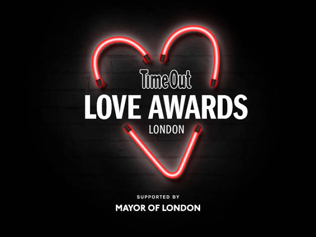 TOLLA Love City Love London 2018 banner with Mayor