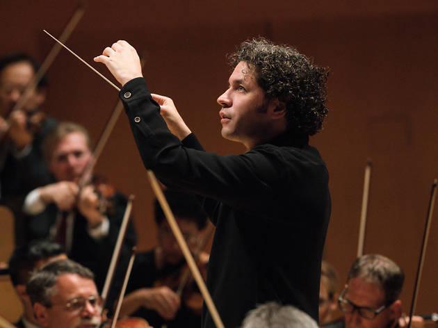 LA Phil's Schumann Focus