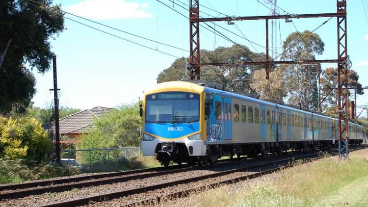 Frankston train