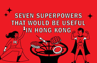 Hong Kong superpowers