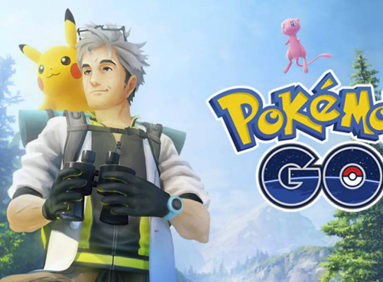 Arma una plan de caza al estilo Pokémon Go