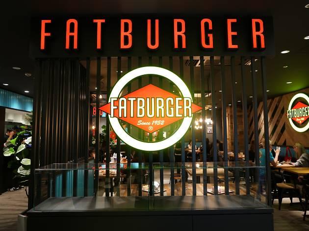 ファットバーガー 渋谷店