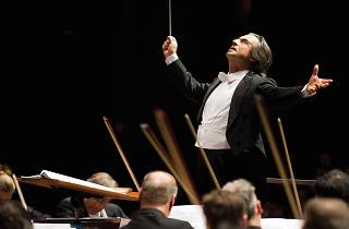 Australian World Orchestra conducted by Riccardo Muti