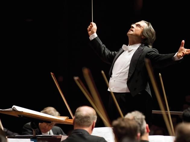 Riccardo Muti Australian World Orchestra 2018