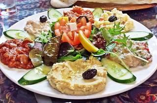 Alaturka Mediterranean & Turkish Restaurant.