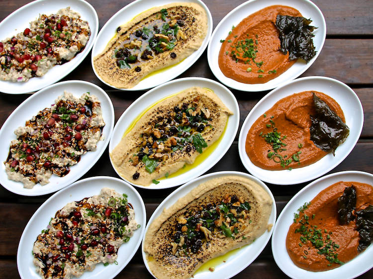The best Mediterranean and Middle Eastern restaurants in Singapore