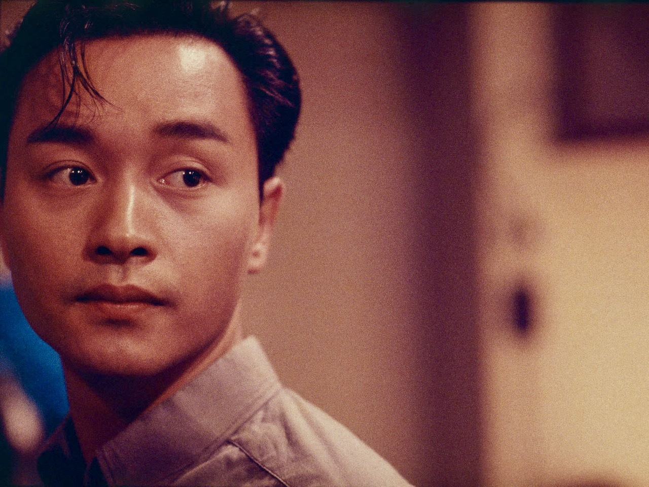There's a photo exhibition that celebrates the life of Leslie Cheung