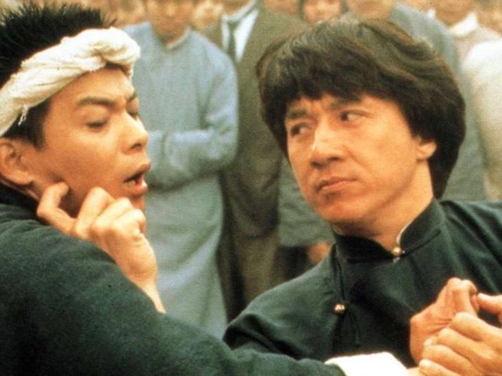 Jackie Chan, Drunken Master 2