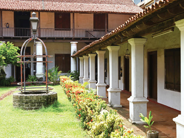 The Dutch Museum in Colombo Fort