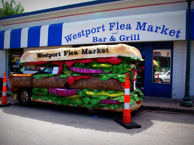 Westport Flea Market Bar & Grill