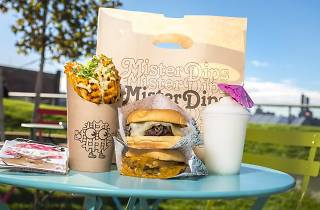 Mister Dips food truck returning to Williamsburg with tasty soft serve and burgers