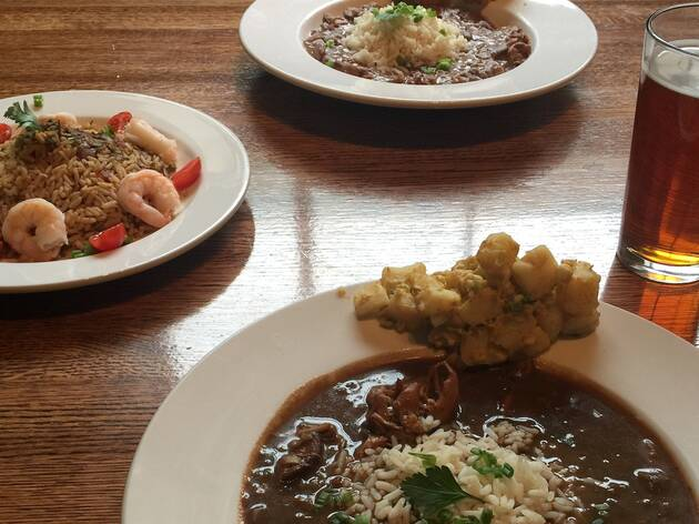 Acadia brings cajun fare to Philadelphia.