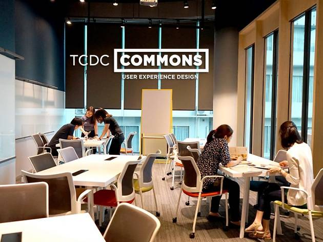 TCDC Commons W District